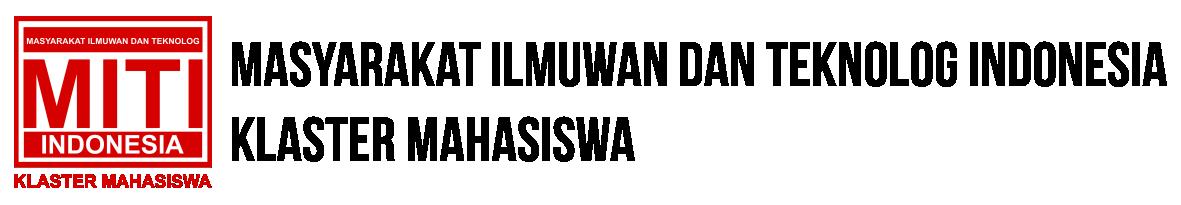MITI Klaster Mahasiswa