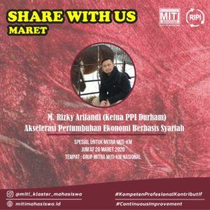 Read more about the article Akselerasi Pertumbuhan Ekonomi Berbasis Syariah