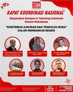 Read more about the article Menyongsong Masa Depan, sebuah Visi Nyata Membangun Indonesia bersama MITI