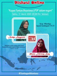 Read more about the article Kupas Tuntas BEASISWA LPDP Dalam Negeri
