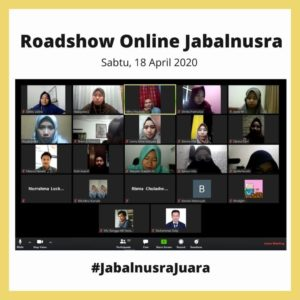 Read more about the article Roadshow Online MITI-KM dan Mitra Zona Jember, Malang dan Surabaya