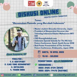 Read more about the article Menemukan Pemuda yang Merubah Indonesia