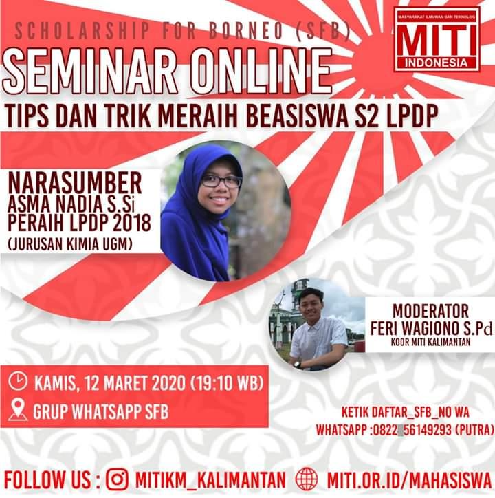 You are currently viewing Tips dan Trik Meraih Beasiswa S2 LPDP