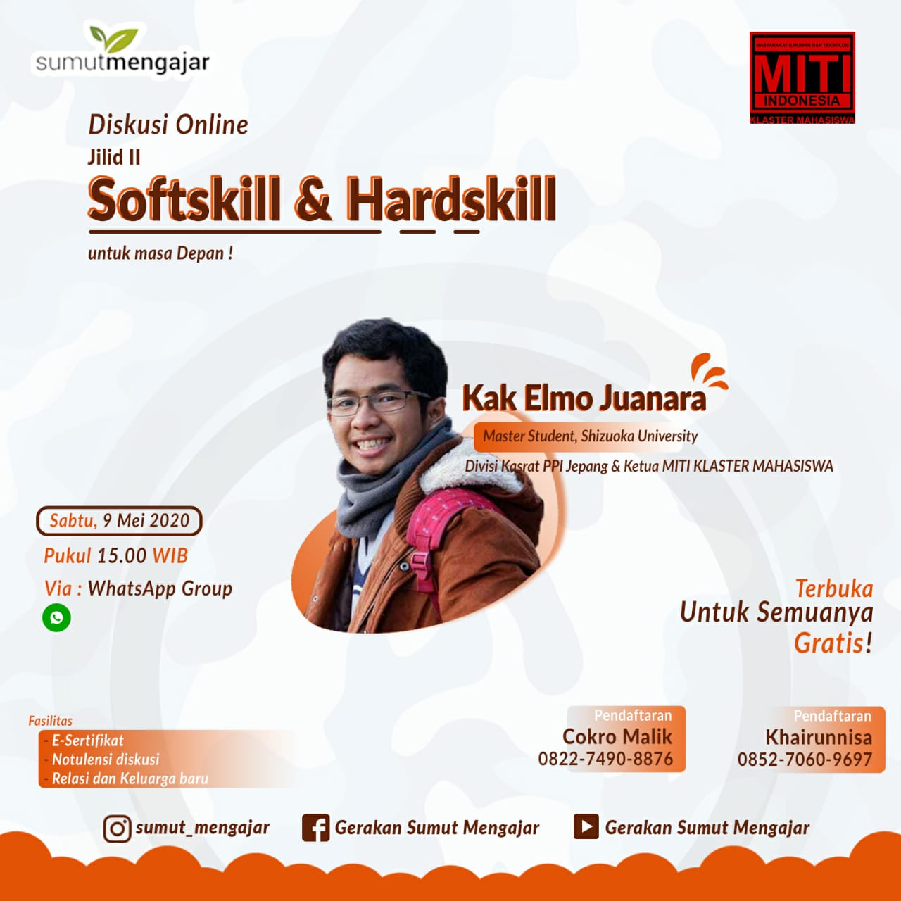 Read more about the article Softskill and Hardskill, Untuk Masa Depan!
