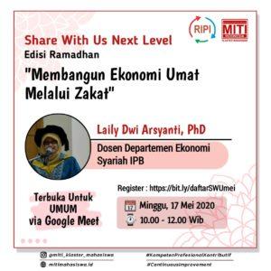 Read more about the article Membangun Ekonomi Umat Melalui Zakat