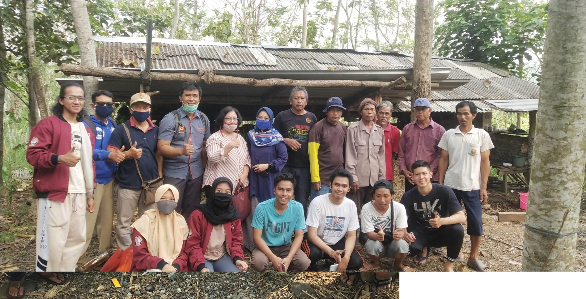 Read more about the article Kompetisi Local Wisdom Research Sebagai Sarana Mencetak Sociopreneur untuk Meningkatkan Ekonomi Masyarakat disaat Pandemi COVID-19.