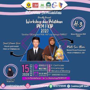 Read more about the article Gerakan 100 Proposal PKM, FKIP Siap menuju Pimnas